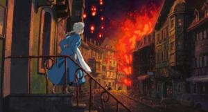 ハウルの動く城 黒い扉はどこに繋がっているの?それはハウルとソフィーに重要な意味があった!!